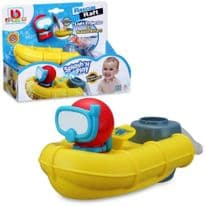 BB Junior Splash N Play Rescue Raft