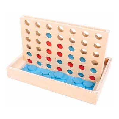 Four in a Row,wooden connect 4 game,wooden 4 four in a row,wooden four in a row game,wooden connect four game