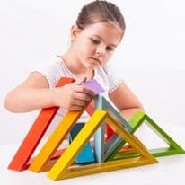 Bigjigs Stacking Triangles