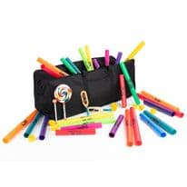 Boomwhackers Wak-a-Tubes classroom pack