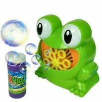 Bubble Blower Frog