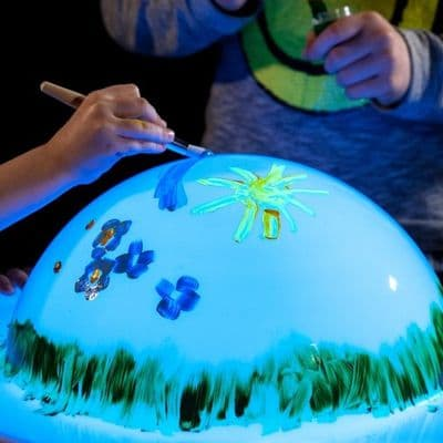 Bubble For Round Magic Light Table,Light Table With Sand Table Top,Sensory light panel,round light panel, school resources, resources for children, reception resources