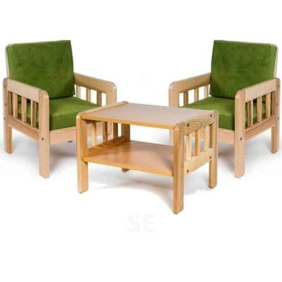 Children's Home Coffee And Table Set,childrens seating area,Childrens sofa,Primary School Furniture for indoor and outdoor environments. School Tables, School Chairs, Storage and Play areas for classrooms and nursery settings