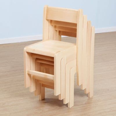 Classic Beech Stackable Chairs 4 Pack,classroom chairs,school chairs,wooden classroom chairs,heavy duty classroom chairs