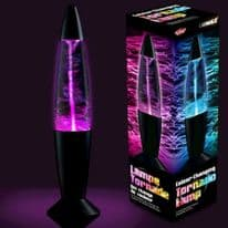 Colour Changing Tornado Lamp