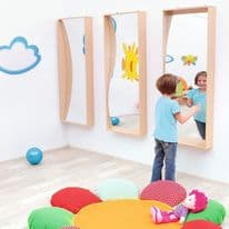 Concave Wall Mounted Mirror