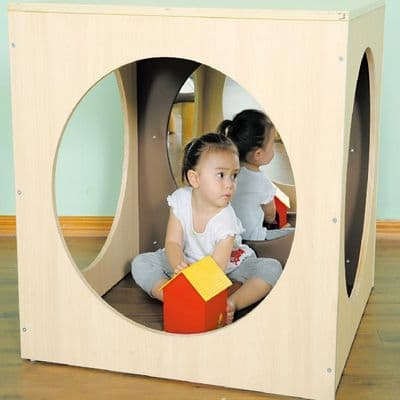 cube mirror playspace,soft play,early years toys,early years resources, educational resources, educational materials, childrens learning resources, childrens learing materials, teaching resources for children, teaching material for children