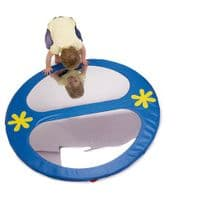 Double Mirror Tummy Time Mat