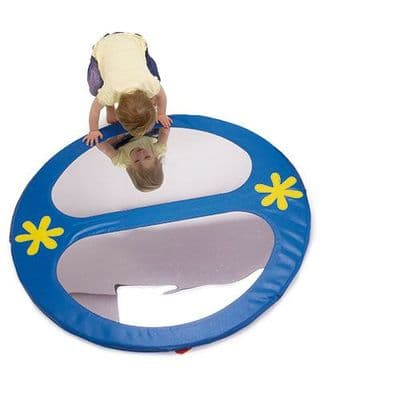 Double Mirror Tummy Time Mat,sensory baby play mats, waterproof play areas, for children with autism, sensory toys, resources for schools and other organisations, sensory products for those on the autistic spectrum, lifetime education
