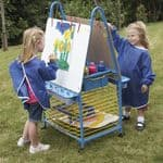 Double Sided Easel With Dryer