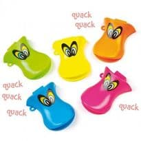 Duck Quack Pack of 6