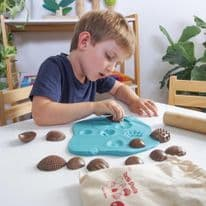 Eco Friendly Tactile Shells Pack 36