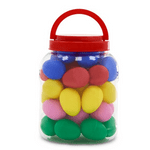 Egg Shaker Bucket of 40