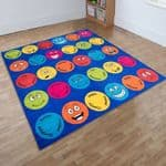 Emotions Interactive Square Placement Carpet
