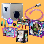 Fibre Optic Sensory in a box kit
