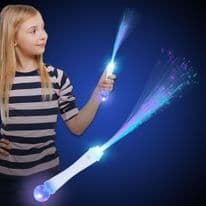 Fibre optic stick