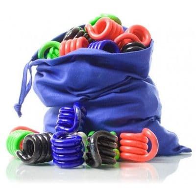 Fiddle Kit Assorted Tangles Pack of 50,Tangle toys,special needs tangle toys,stress relief tangle toys,tangle toys,sensory toys tangle toys