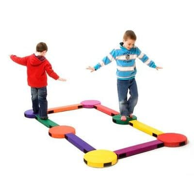 First play Balance Development Kit,special needs balancing path toys,special needs balancing toys,balance games,balance walk path
