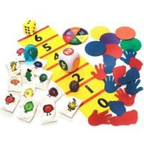 First play Early Years Count and Movement Kit