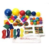 First play Parachute Accessories Kit