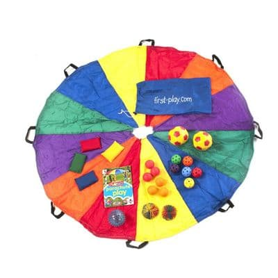First play Parachute Early Years Pack,sensory parachutes,parachute games,parachute activity games,parachute activities
