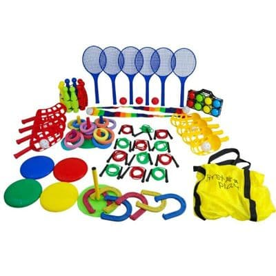 First-play Playtime Games Kit,School sports equipment,school sports equipment vouchers,school playground play equipment