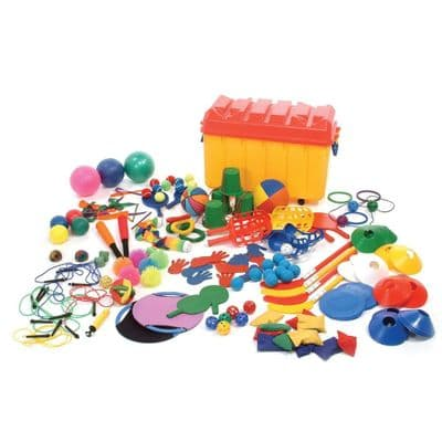 First-play Portable Mega Play Pack,School sports equipment,school sports equipment vouchers,school playground play equipment