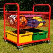 First Play Storage Trolley