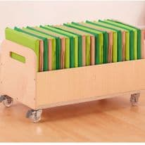 Flexspace Mobile Trolley And Cushions