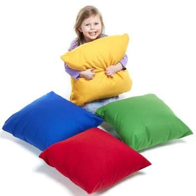 Floor Cushions Primary Colours,Children's floor cushions,classroom floor cushions,numeracy floor cushions