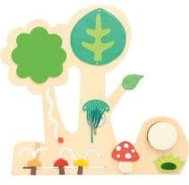 Forest Sensory Wall Unit 2