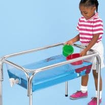 Giant Clear-View Water Play Table