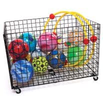 Giant Mobile Storage Basket