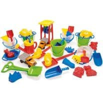 Giant Sand and Water Accessories 38pcs