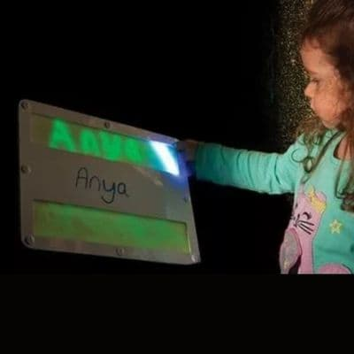 Glo Board Follow My Word,Glo Board Hills Valley and River,Twoey toys,Twoey glow in the dark resources,school resources, resources for children, reception resource