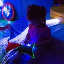 Glo Sensory Triangles Set Of 4