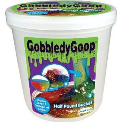 Gobbledy Goop Half Pound Bucket, Messy play ideas,messy play for children,messy play todders