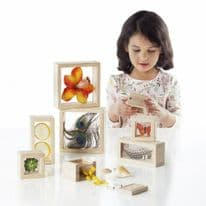 Guidecraft Wooden Treasure Blocks