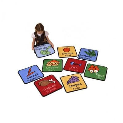 Healthy  Eating Placement Rugs,Healthy Eating Rug,School healthy eating resources,school healthy eating ideas,classroom healthy eating resources