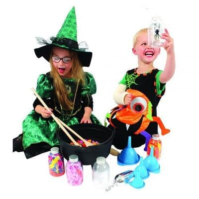 Hubble Bubble Potion Pack,Messy play resources,magical potion play,sensory play,early years messy play resources