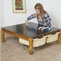 Indoor Mark Making Table