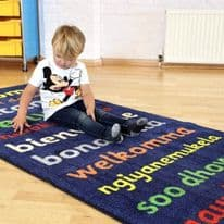Kinder™Welcome Runner Carpet 3 X 1 Metre