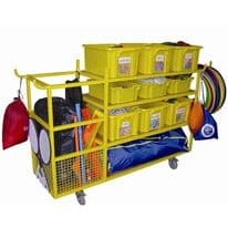 Large Sports Trolley