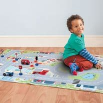 Le Toy Van My First Town Playmat 120 x 80cm