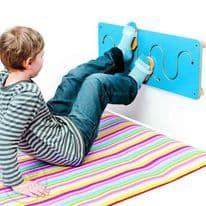 Leg Manipulative Board