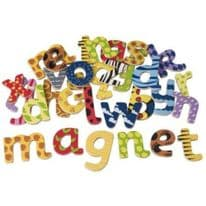 Magnetic Letters Pack of 58