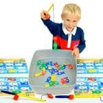 Magnetic Number Fishing