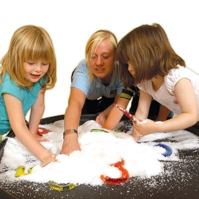 Make your own Snow,magic snow,snow magic,fake snow,pretend snow,magic snow