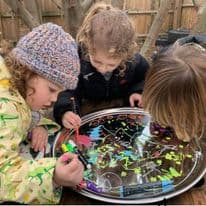 Mirrored Magnetic Sensory Circle