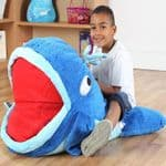 Moby Whale Giant Softplay Floor Cushion